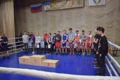 III открытый турнир города Карачева по боксу, посвященный памяти тренера Петра Александровича Антипова, 2018 г.